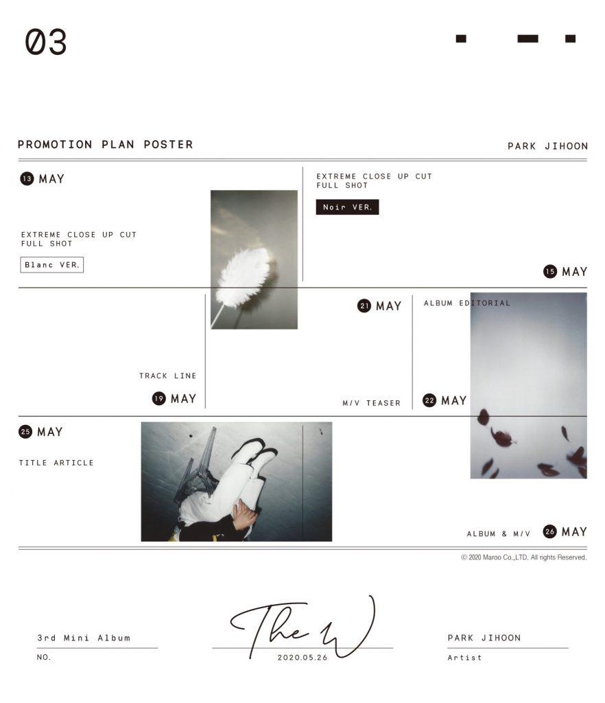 Park Jihoon The W Scheduler