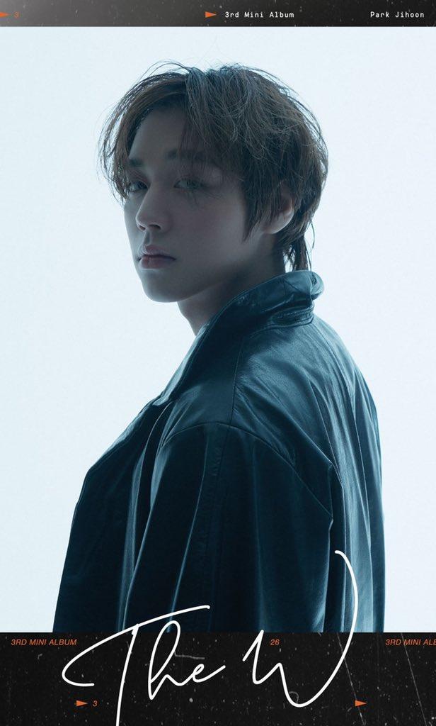 Park Ji Hoon The W Noir