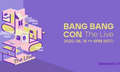 BANG BANG CON The Live