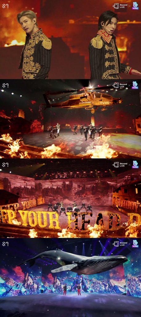 TVXQ Beyond Live
