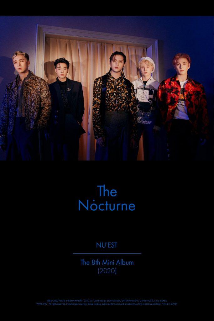 nu'est the nocturne