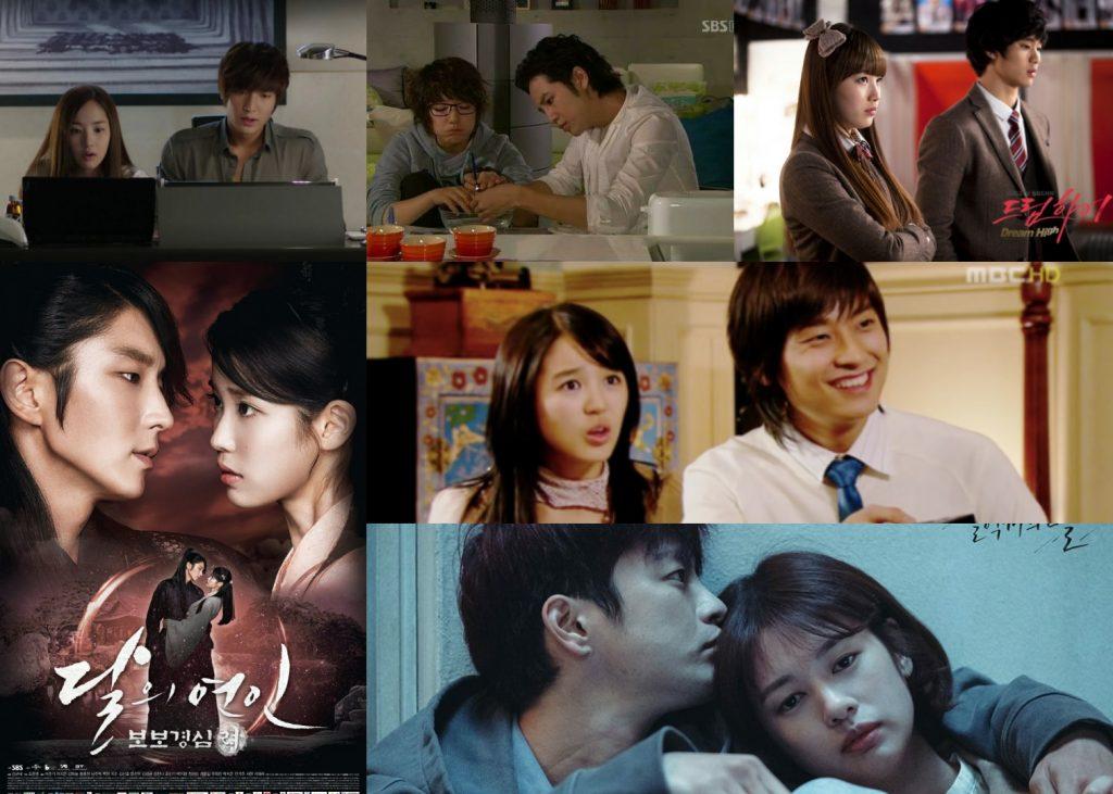 K-Drama Love Pairings