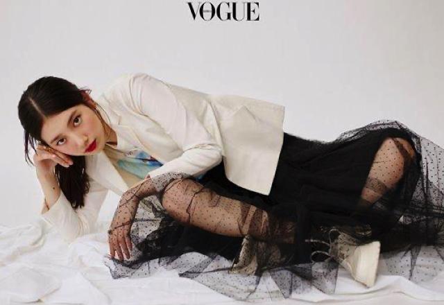 Suzy for Vogue