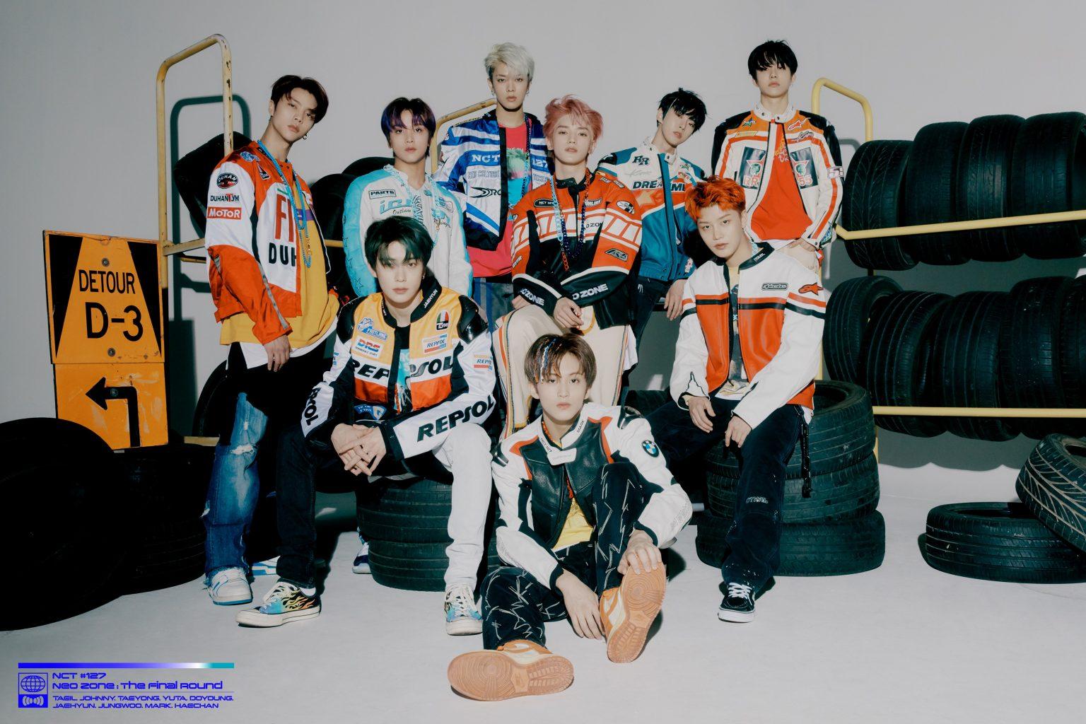 NCT 127 : Punch MV + Neo Zone The Final Round Album Download