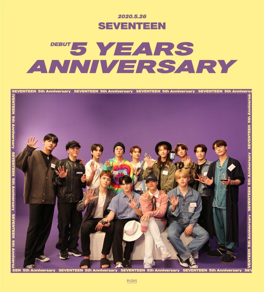 seventeen anniversary