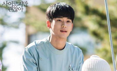 Kim Soo Hyun It's Okay To Not Be Okay