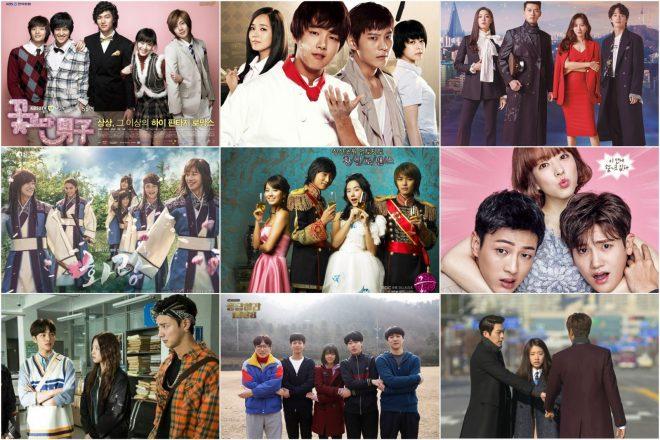 9 K Drama Love Triangles That Break Our Hearts Idn Korea