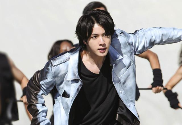 BTS Kim Seok Jin