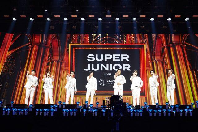 Super Junior Beyond Live