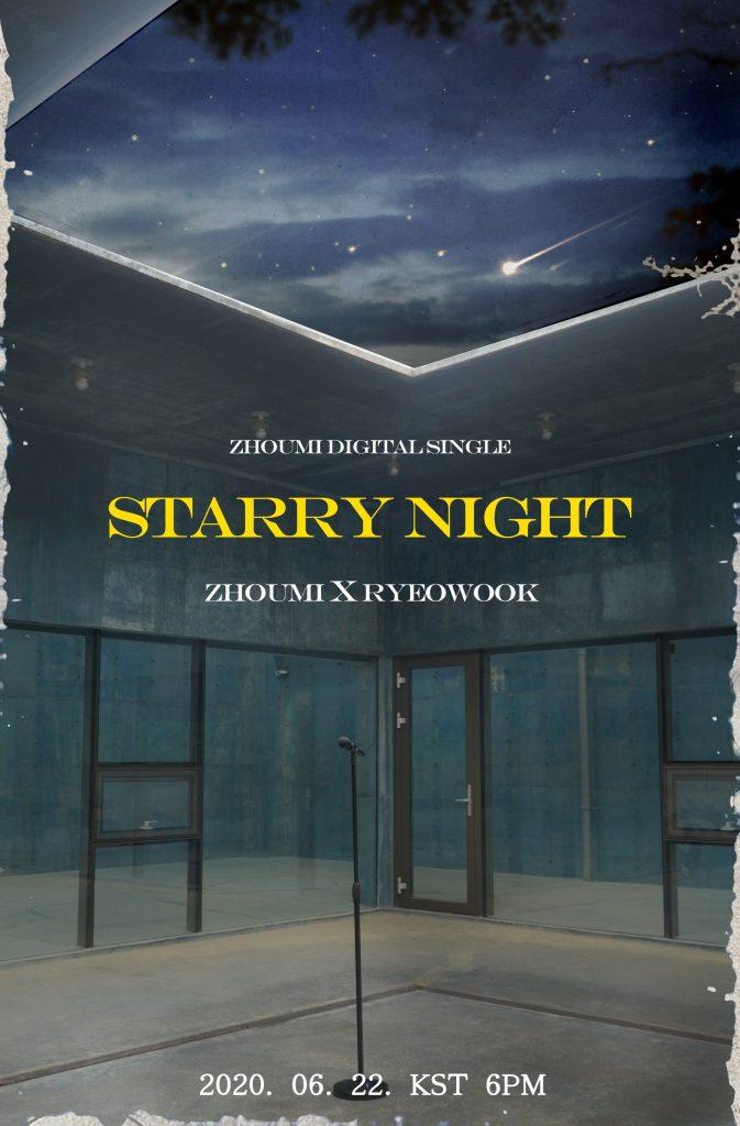 Zhou Mi Starry Night