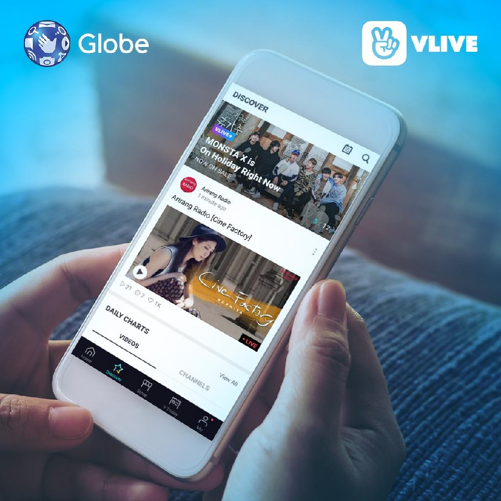 Globe V Live