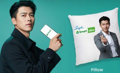 Hyun Bin for Smart