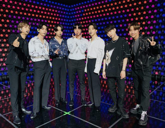 BTS Bang Bang Con The Live