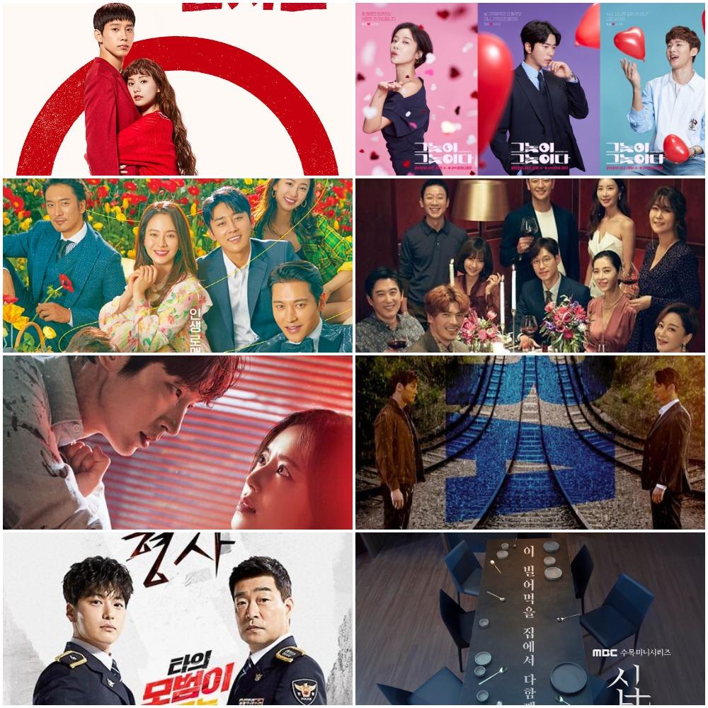 July 2020 Korean Dramas