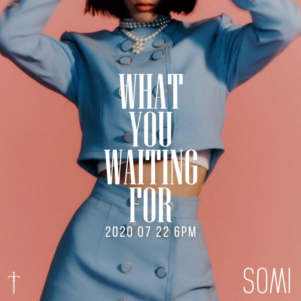 Jeon Somi Comeback