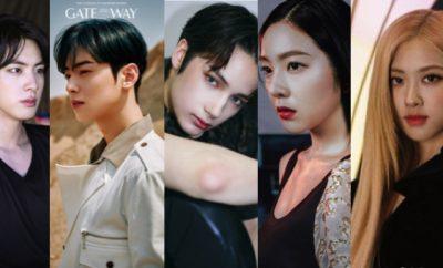 K-Pop Visuals