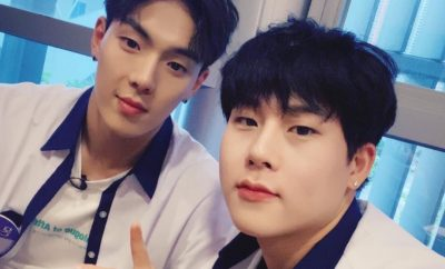 MONSTA X Shownu & Jooheon
