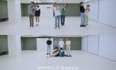 monsta x stand up