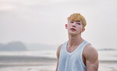 Wonho Love Synonym Jacket Shoot