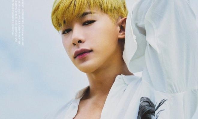 Sinónimo Wonho_Love