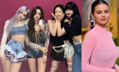 Blackpink Confirms Grand Collaboration With Selena Gomez For New Single
