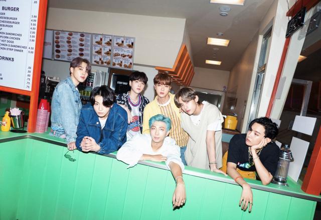 BTS x Dynamite
