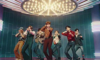 BTS x Dynamite MV