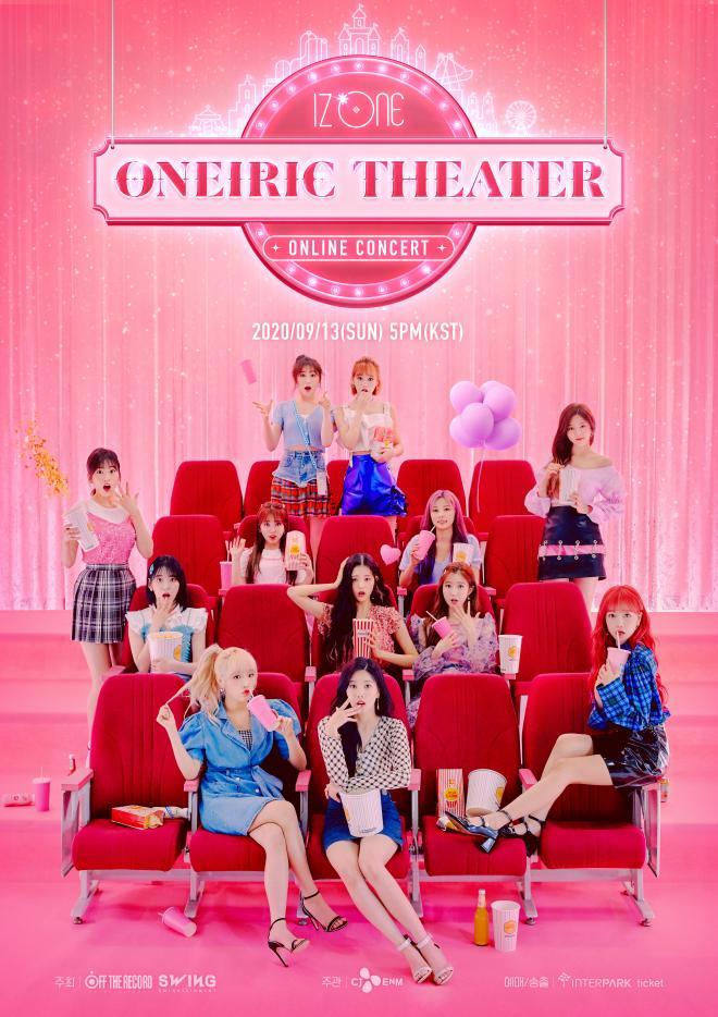 "K-Pop Comeback Spotlight: IZ*ONE Gives Dazzling Fantasy Through 3rd Mini Album ""Oneiric Diary"""