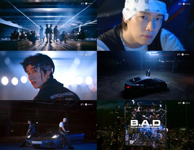 Super Junior D&E B.A.D
