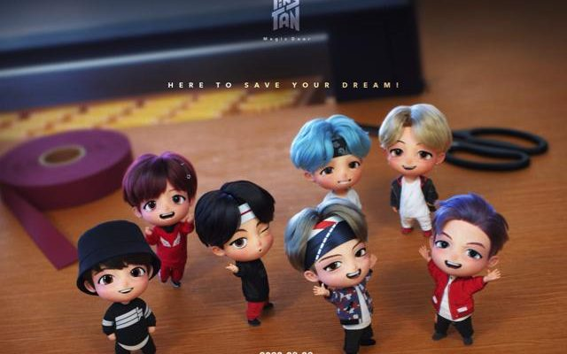 Bts Tinytan To Take The World By Storm With A Whirlwind Of Cuteness