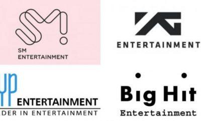 K-pop companies