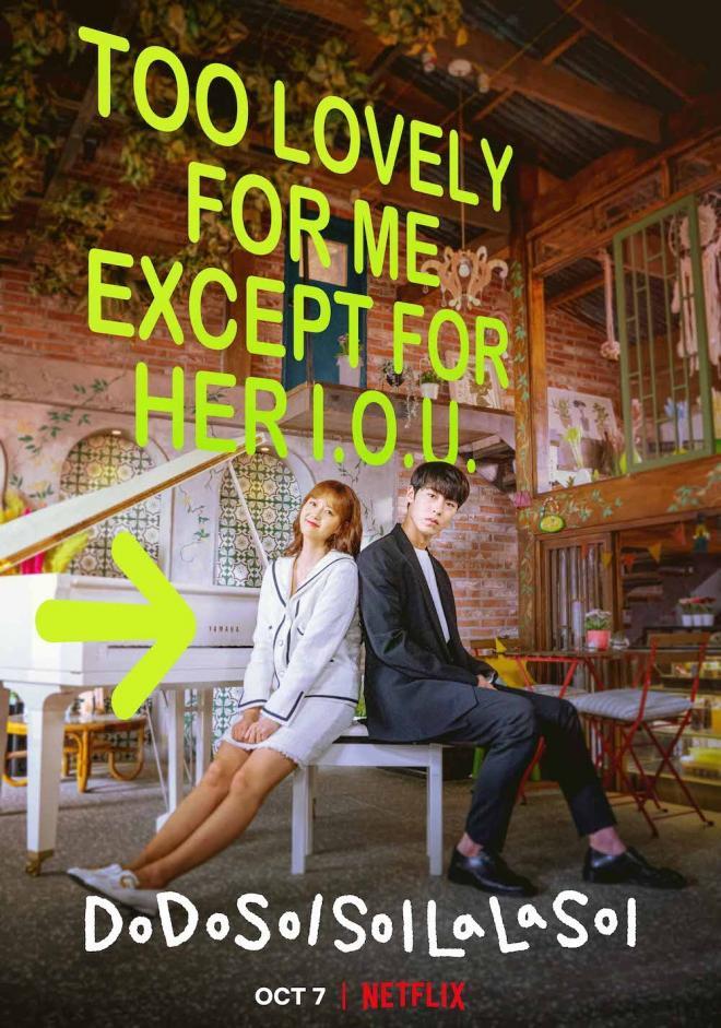 K-Dramas on Netflix Do Do Sol Sol La La Sol