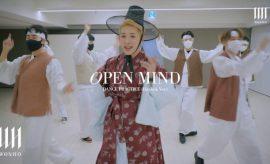 WONHO OPEN MIND