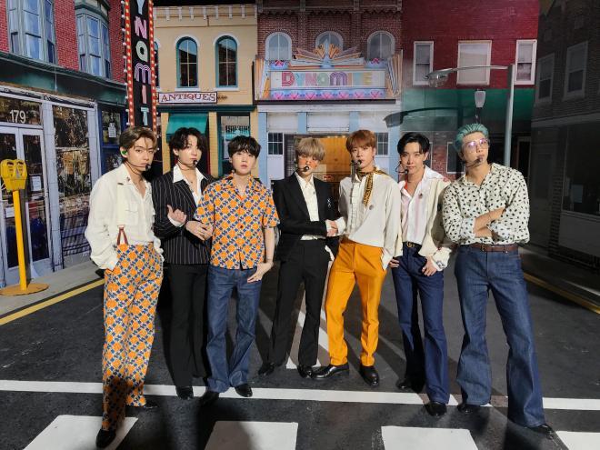 BTS iHeart Radio
