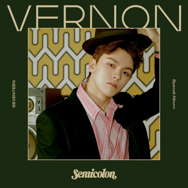 SEVENTEEN Semicolon