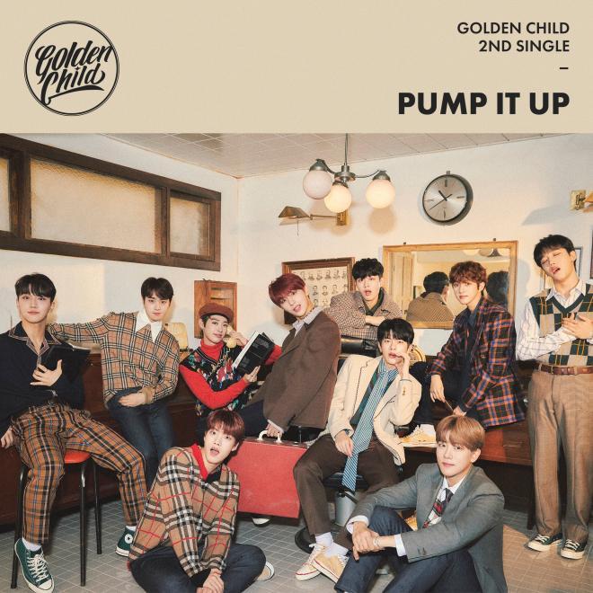 Golden Child Pump It Up