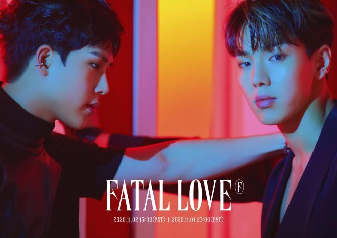 FATAL LOVE SHOWNU_JOOHONEY