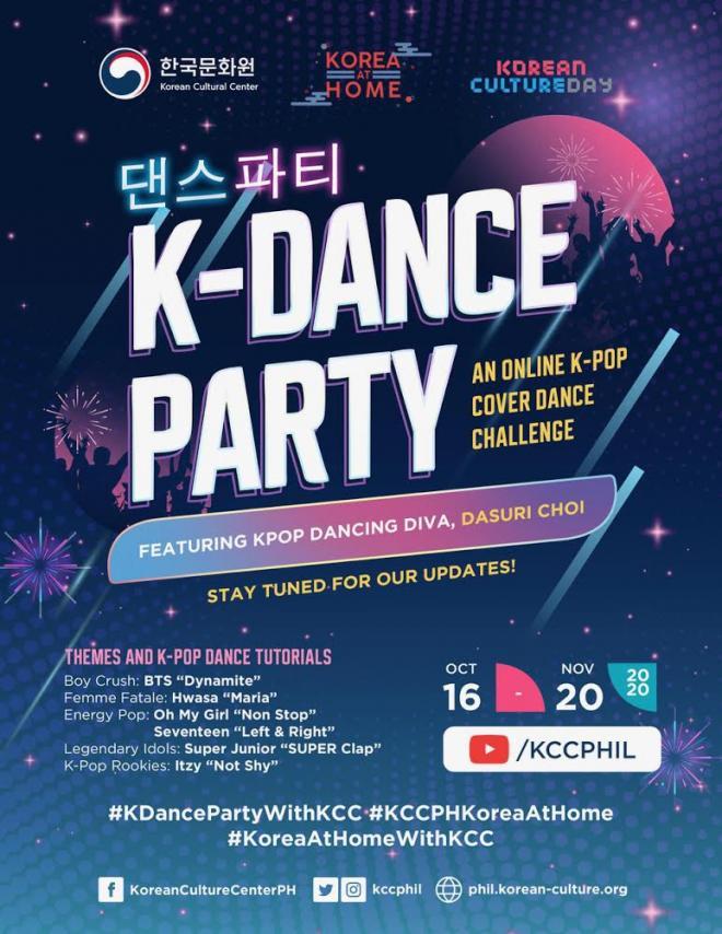 K-Dance Party