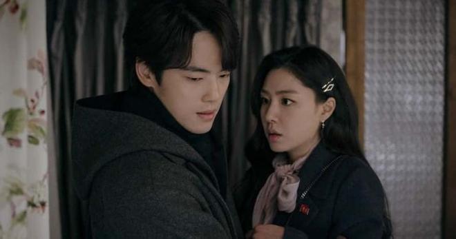 Seo Dan and Seung Joon Crash Landing On You