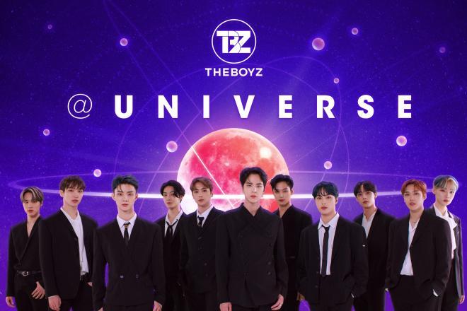 THE BOYZ UNIVERSE