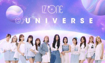 NCSOFT Universe IZ*ONE