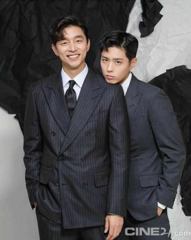Gong Yoo & Park Bo Gum