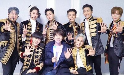 Super Junior 15th Anniversary Fan Meeting