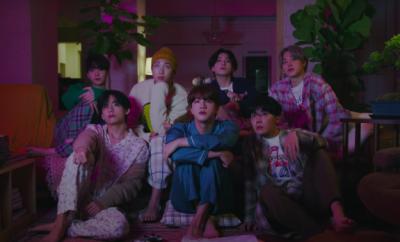 BTS Life Goes On Teaser