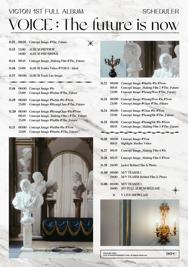 VICTON Scheduler