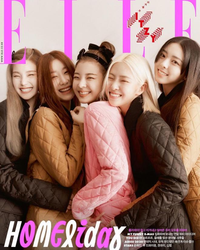 ITZY Elle Korea