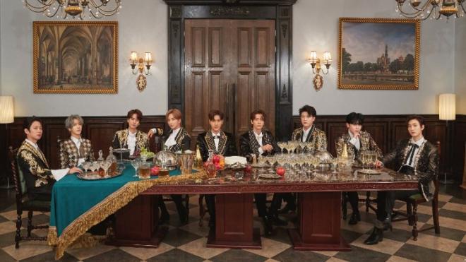 Super Junior The Renaissance Teaser Photos 10th full album