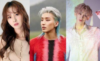 BAP Jongup Idol Recipe Dal Shabet Woohee JBJ95 Kenta ELRIS Sohee NOIR Ryu Hoyeon Nahyun