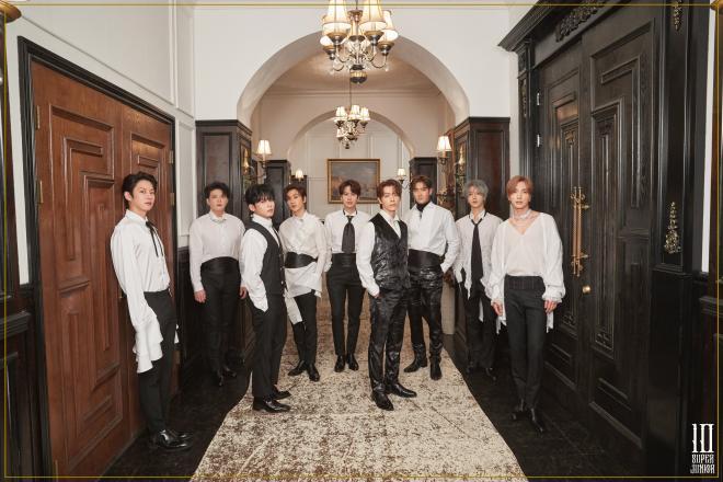 Super Junior The Renaissance teaser photos