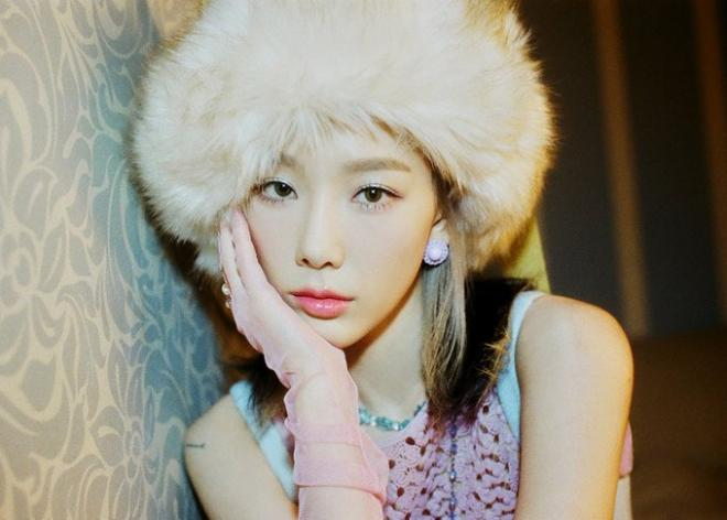 Taeyeon What Do I Call You teaser photo